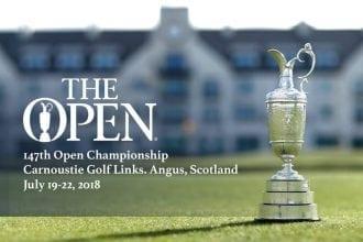British Open golf odds