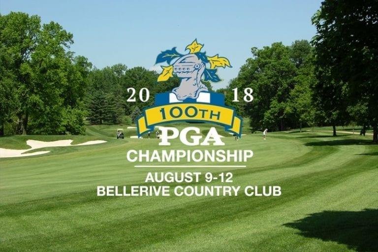 2018 PGA Tour Bellerive