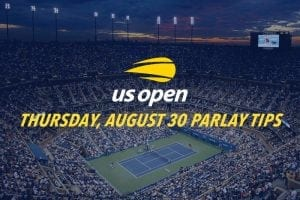 US Open Thursday