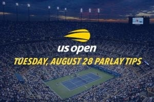 US Open Tuesday parlay