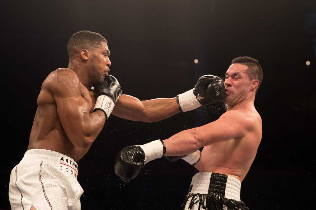 Anthony Joshua William Hill