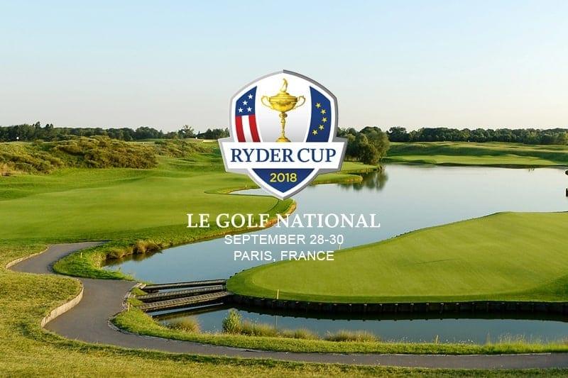 Europe vs. USA golf odds