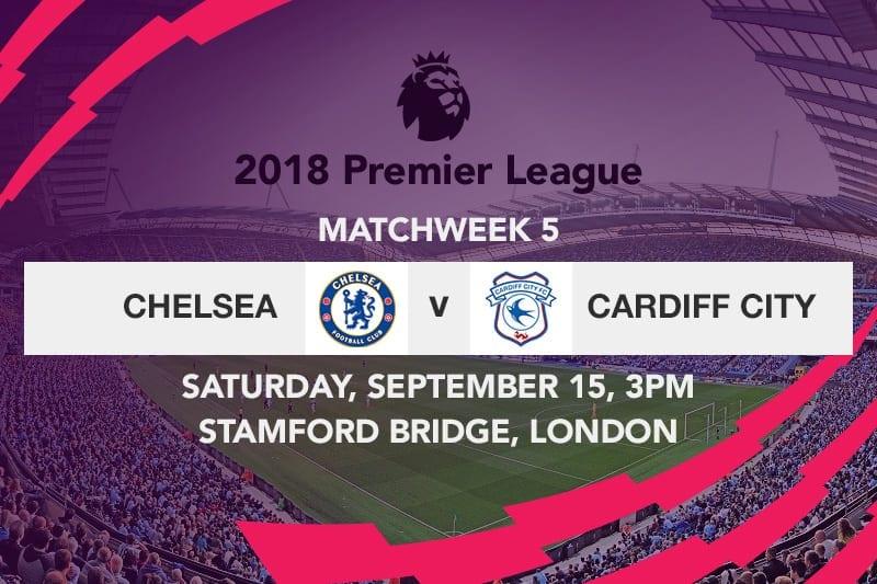 Chelsea v Cardiff