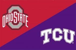 Ohio State vs. TCU
