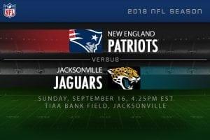 Patriots v Jaguars