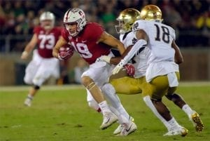 Stanford Cardinal vs. Notre Dame Fighting Irish