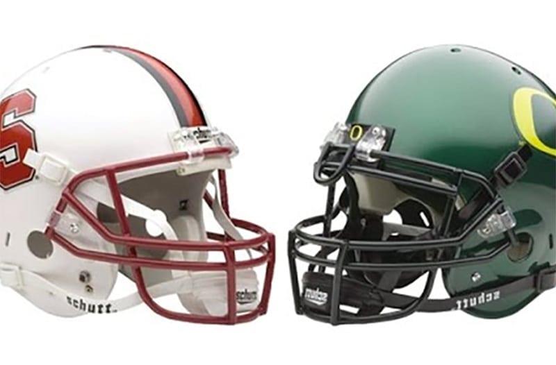 Stanford vs. Oregon