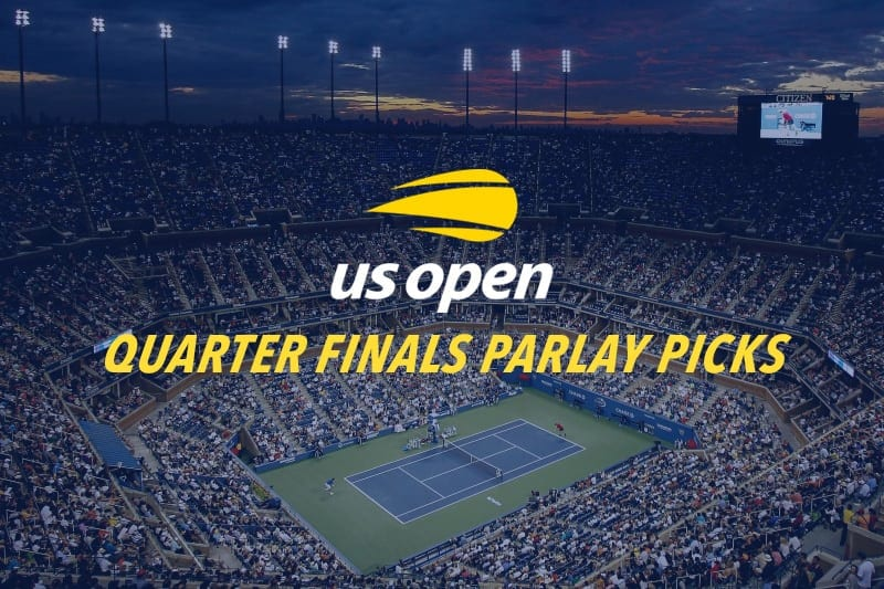 US Open quarter finals parlay