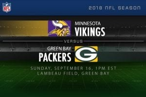Vikings v Packers