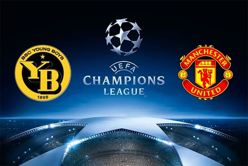 Young Boys v Man Utd