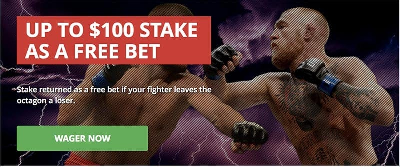 Intertops bonus offer Mcgregor 2018