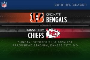 Bengals vs Chiefs