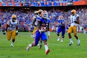 LSU vs Florida NCAA