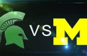 Michigan Wolverines vs. Michigan State