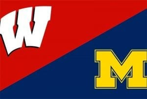 Michigan v wisconsin