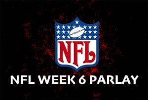 NFL week 6 parlay