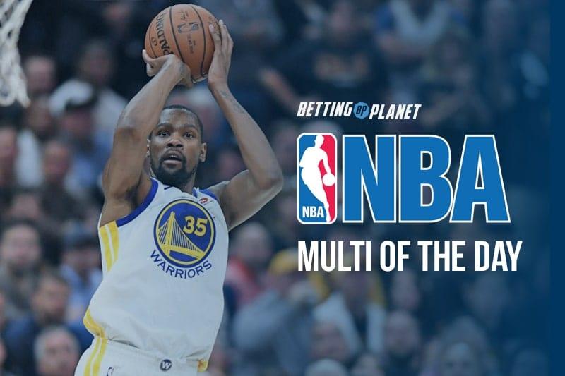 NBA parlay