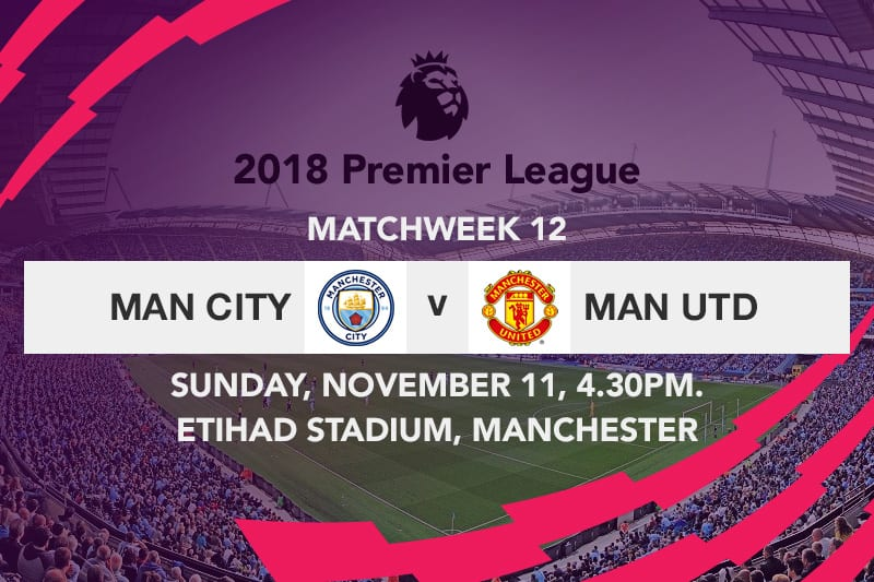 Man City vs Man Utd