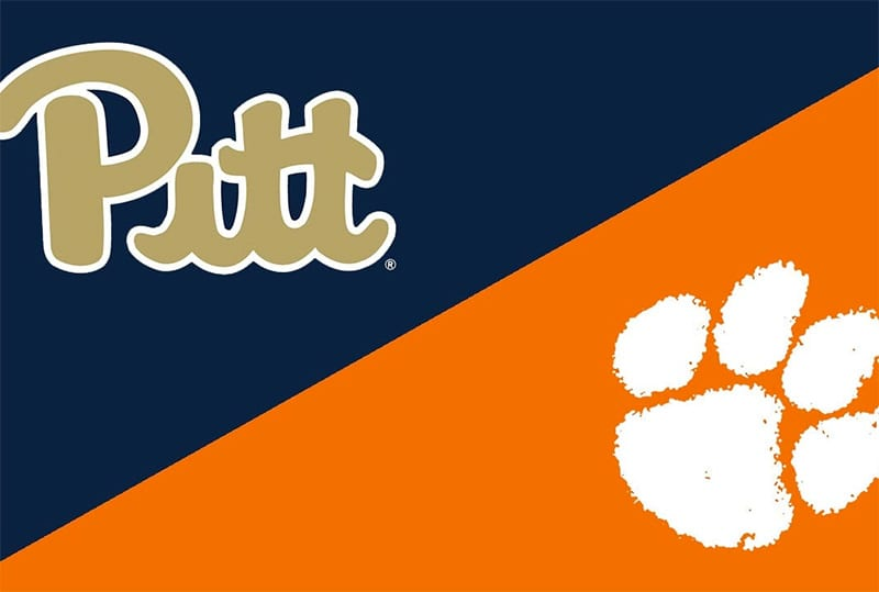 Clemson Tigers vs. Pittsburgh Panthers