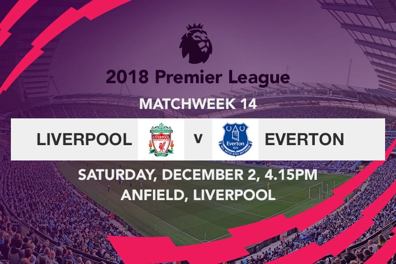 Liverpool-v-Everton