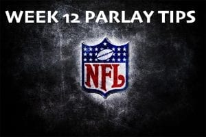 NFL Wk 12 parlay