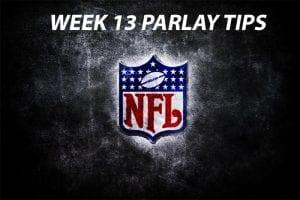 NFL Week 13 parlay