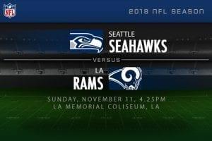 Seahawks v Rams