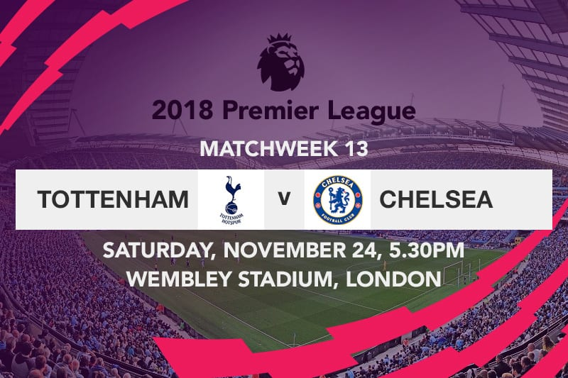 Spurs v Chelsea