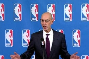 NBA gambling news