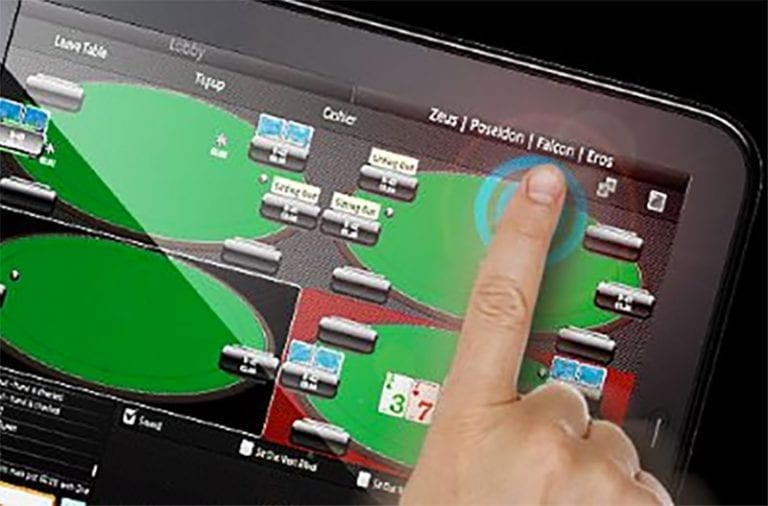online poker china