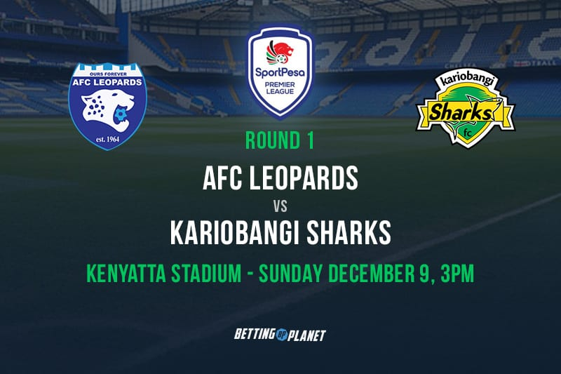 Leopards v Sharks KPL
