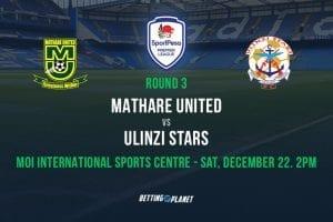 Mathare v Ulzini