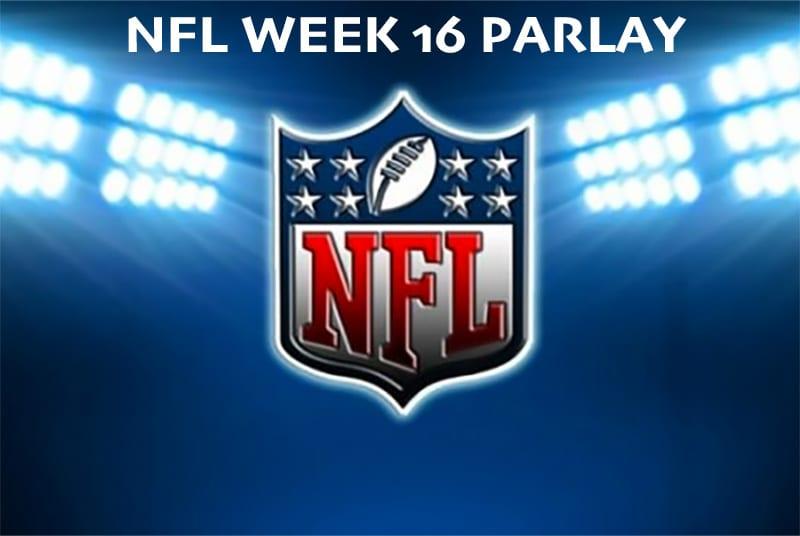NFL Week 16 parlay