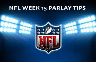 NFL parlay week 15