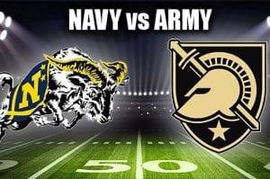 Navy v Army