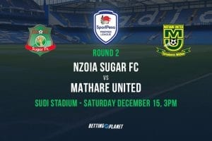 Nzoia Sugar v Mathare United