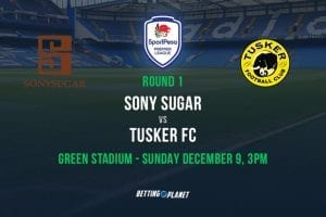 Sugar v Tusker KPL