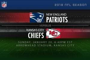 Patriots v Chiefs