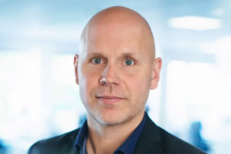 Peter Frey, CPO and CTO of Betsson Group