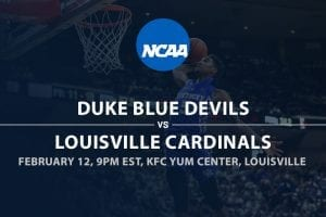 Duke vs Louisville