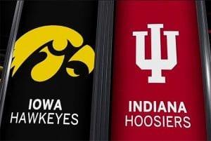 Iowa v Indiana