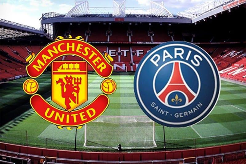 Man United Vs Psg: Man United Vs. PSG Champions