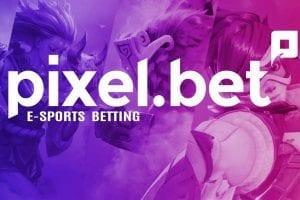 Pixel.bet online esports betting