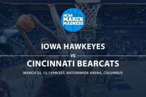 Iowa v Cincinnati NCAA
