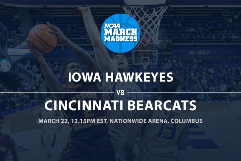 Iowa v Cincinnati NCAA