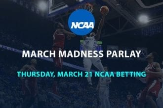 March Madness parlay