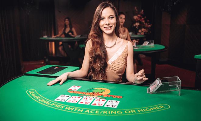 Live Online Poker