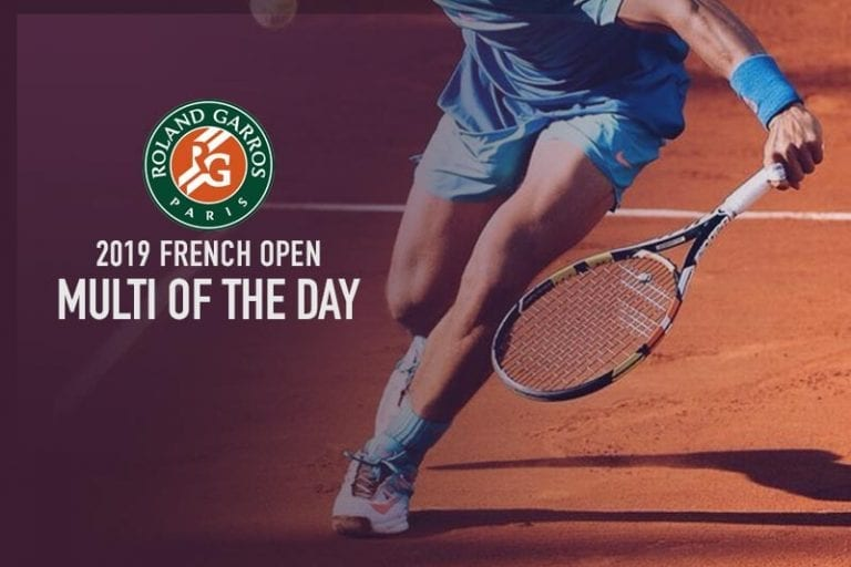 French Open tennis odds