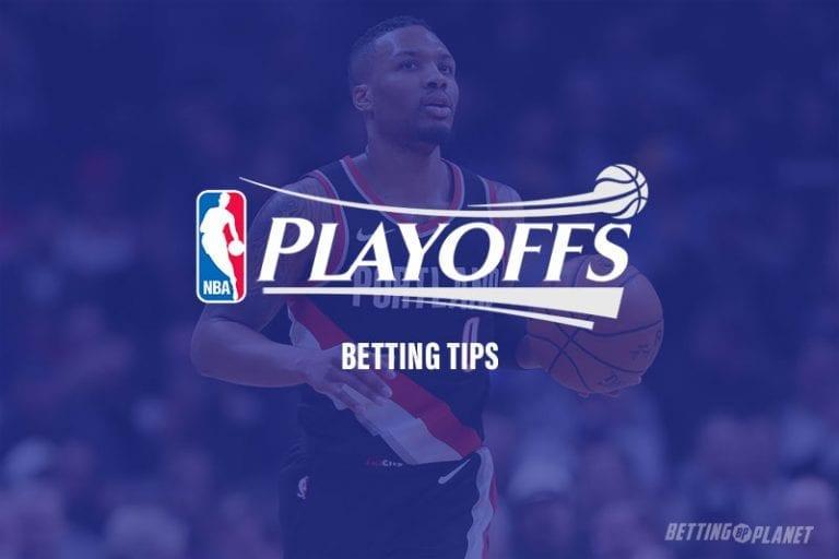 Damian Lillard NBA Playoffs betting