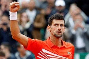 Novak Djokovic tennis betting